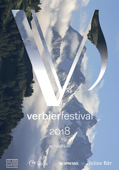 Affiche Verbier festival