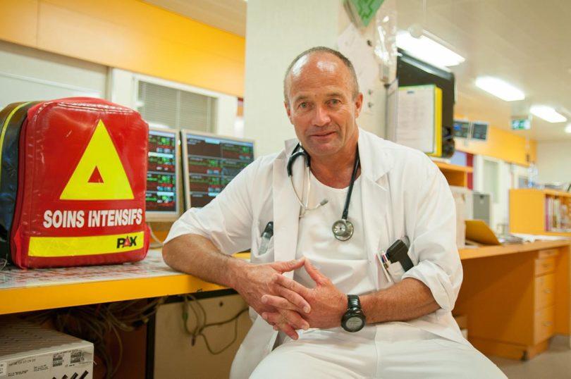 Raymond Friolet - Don d'organes