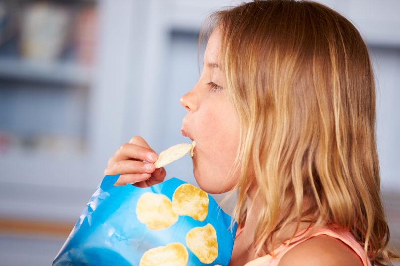 étude sel enfants - Salzkonsum Kinder