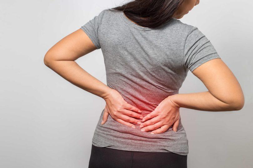 Rückenschmerzen - Douleur dorsale - maux de dos chroniques