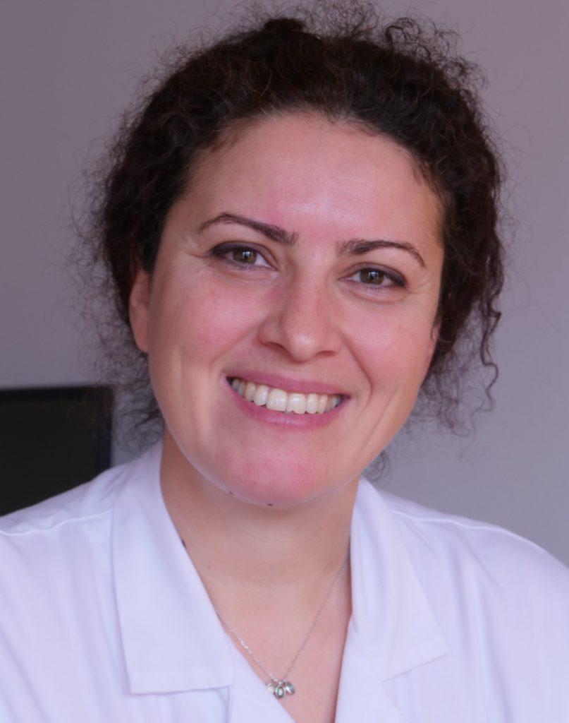portrait Dr Daniela Huber - fausse couche - Fehlgeburt