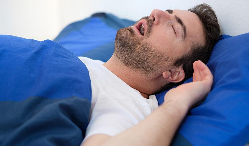 Apnée du sommeil - Schlafapnoe