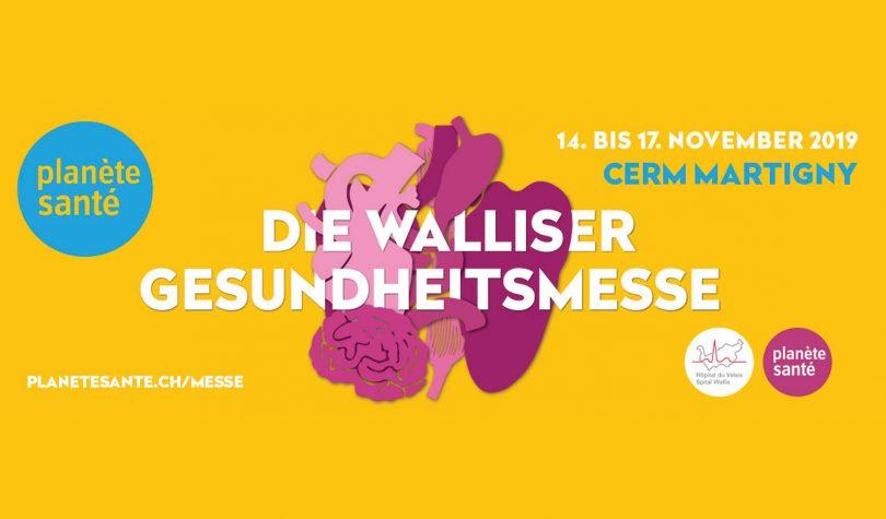 Walliser Gesundheitsmesse