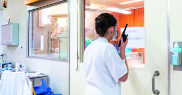 hospitalisation covid