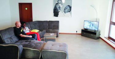 Appartement Kiwanis