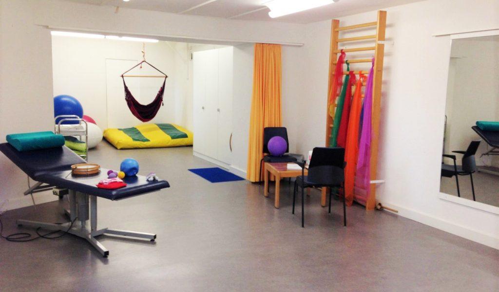Salle psychomotricite